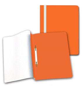 Karton PP Rychlovazač plastový A4 1 ks - oranžový