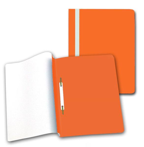 PP Rychlovazač plastový A4 1 ks - oranžový
