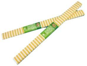 Koh-i-noor Krepový papír pruhovaný žlutobílý 68