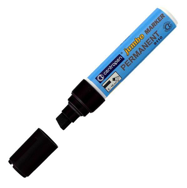 Centropen Popisovač JUMBO 9110 - černý