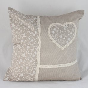 Povlak na polštář Romantic Heart