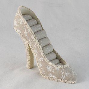 Šperkovnice Romantic Shoe