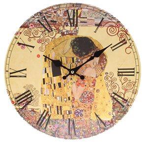 Hodiny Gustav Klimt 34cm