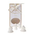 Parfémovaný jíl Anděl - vanilka 4 ks