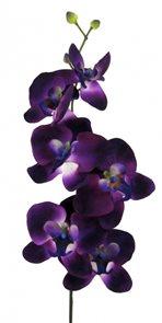 Umělá orchidej - lila