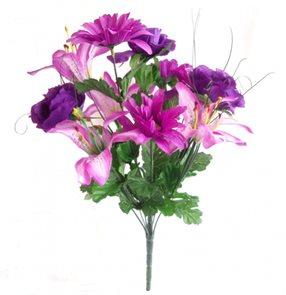 Umělá kytice letní