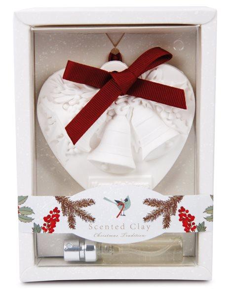 Parfemovaný jíl Vánoční zvony - Christmas Tradition