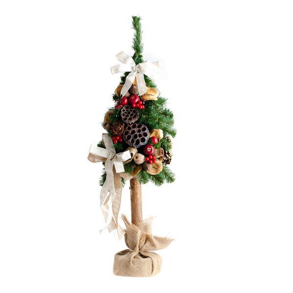 Dekorativní stromek 80 cm