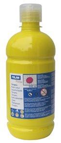 Milan Temperová barva , 0,5 l, žlutá 3620