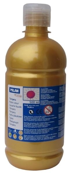Milan Barva temperová , 0,5 l, zlatá 3692