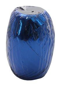 Stuha vázací metal 20m - modrá