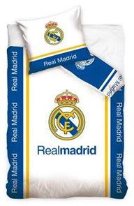 TipTrade Bavlněné povlečení Real Madrid 140x200 70x80cm