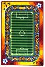 Dětský koberec Fotbal hra - 80 x 120 cm
