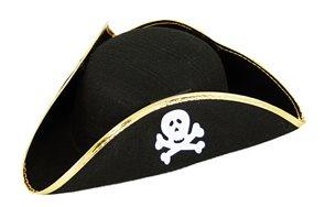 Klobou pirátský dospělý