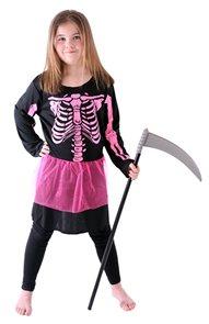 Kostým Skeletonka vel. M