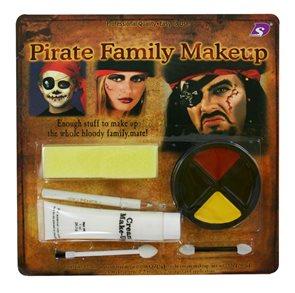 Pirátská sada na make- up