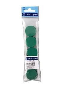 Centropen Magnety 9795 10 ks - zelené