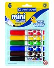 Centropen MINI COLOURS 8070 - sada 6 barev