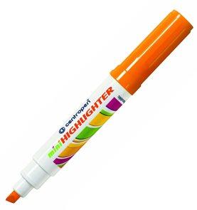 Centropen MINI zvýrazňovač 8052/1 - oranžový