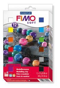 Sada modelovací hmoty FIMO 12x25 g