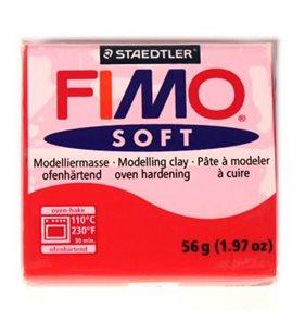 Modelovací hmota FIMO soft 56 g - 24 barva červená