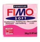 Modelovací hmota FIMO soft 56 g - 22 barva růžová (malinová)