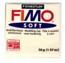 Modelovací hmota FIMO soft 57 g - 0 barva bílá