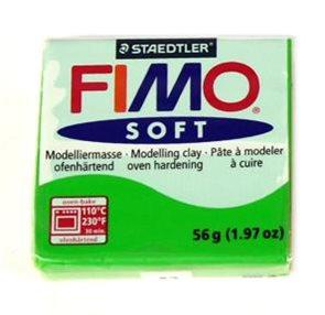 Modelovací hmota FIMO soft 57 g - 53 barva tropická zelená