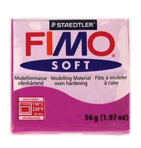 Modelovací hmota FIMO soft 56 g - 61 barva purpurově fialová