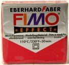 Modelovací hmota FIMO soft 57 g - 28 metalická rubínová