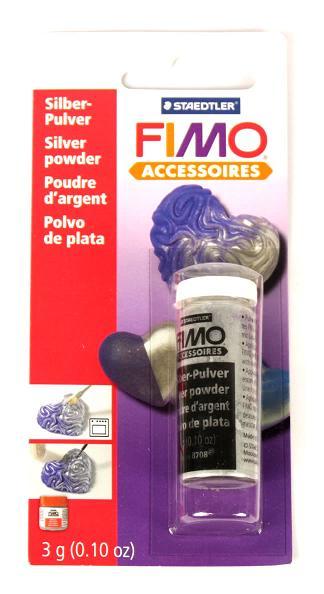 Stříbrný prášek - 3 g