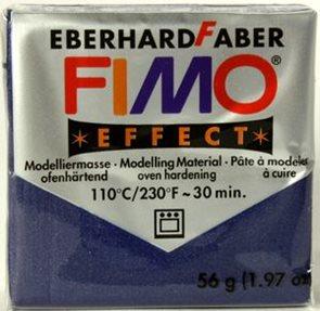 Modelovací hmota FIMO soft 56 g - 38 metalická safírová