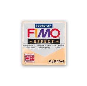 Pastelová barva FIMO EFEKT 56 g broskev