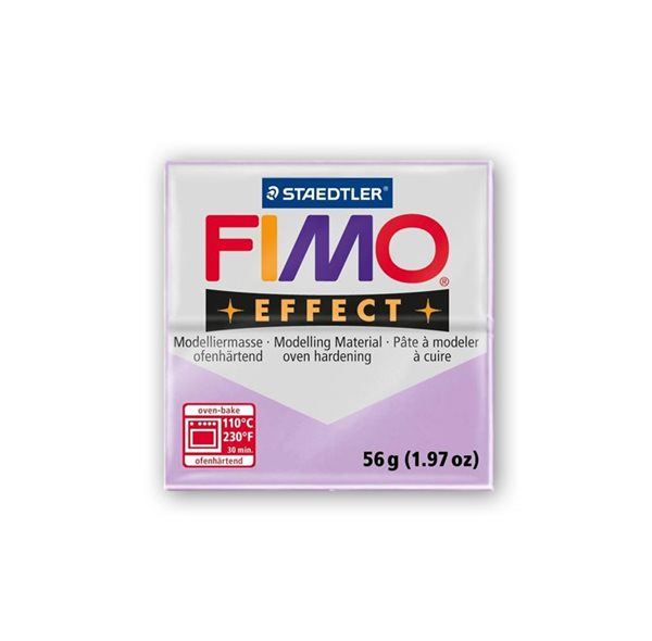 Pastelová barva FIMO EFEKT 56 g lila