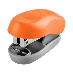 EASY Mini sešivačka 2201 - oranžová