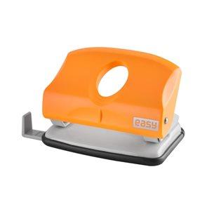 EASY Děrovačka 2150OR plastová 15 listů - oranžová