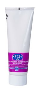 Barva na linoryt Lefranc - 250 ml - 001 bílá