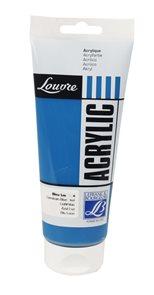 Akrylová barva Lefranc, Louvre - 200 ml - 040 - Blankytná modř