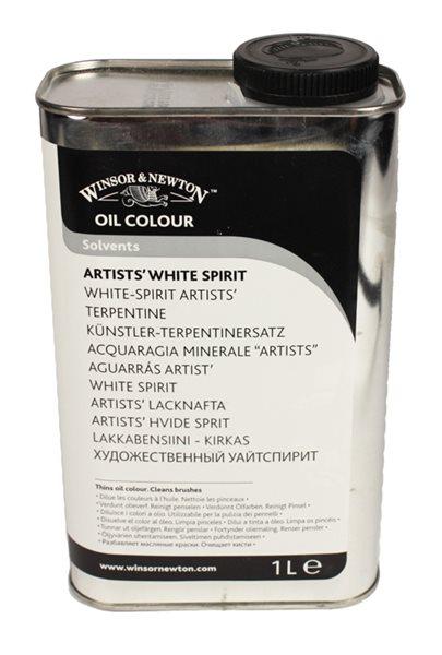 Ředidlo na olej. barvy WINSOR - white spirit - 1 l