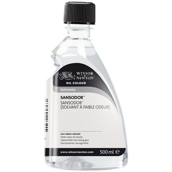 Ředidlo na olej. barvy WINSOR - bez zápachu - Sansodor 500 ml