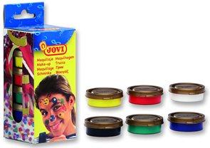 Obličejové barvy Jovi v kelímku 6 x 8 ml