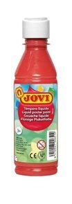 Temperová barva JOVI PREMIUM 250 ml - Červená