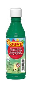 Temperová barva JOVI PREMIUM 250 ml - Tmavě zelená