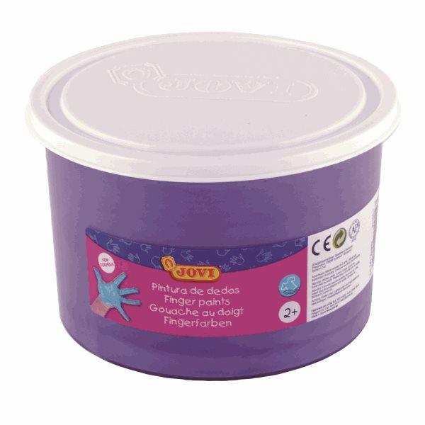 Prstové barvy JOVI - fialová 500ml