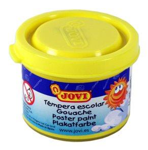 Barva temperová Jovi v kelímku 5×35 ml - žlutá