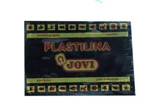 Plastelína JOVI 350g - černá