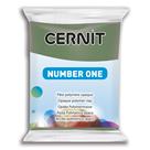 CERNIT Modelovací hmota 56 g - olivově zelená
