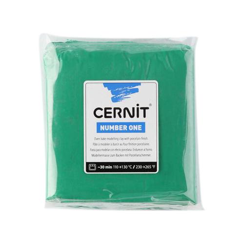 Modelovací hmota CERNIT 250 g - zelená