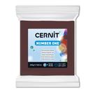 CERNIT Modelovací hmota 250 g - hnědá