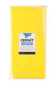 CERNIT Modelovací hmota 500 g - žlutá